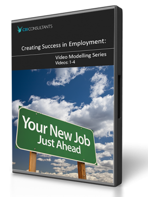 CREATING SUCCESS IN EMPLOYMENT (Videos 1-4)