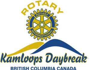 Rotary Kamloops DayBreak Logo