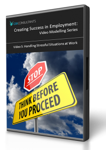 CREATING SUCCESS IN EMPLOYMENT (Video 5): Handling Stressful Situations at Work