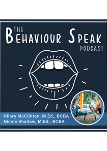 Podcast Episode 4: Solutions for Sleep with Hilary McClinton, BCBA, and Nicole Shallow, BCBA