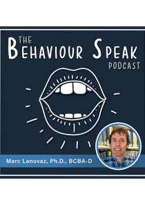Podcast Episode 8: Artificial Intelligence and Behaviour Analysis with Marc Lanovaz, Ph.D., BCBA-D