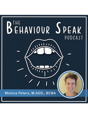 Podcast Episode 20: Consulting in Group Homes using ACT with Monica Peters, M.ADS., BCBA